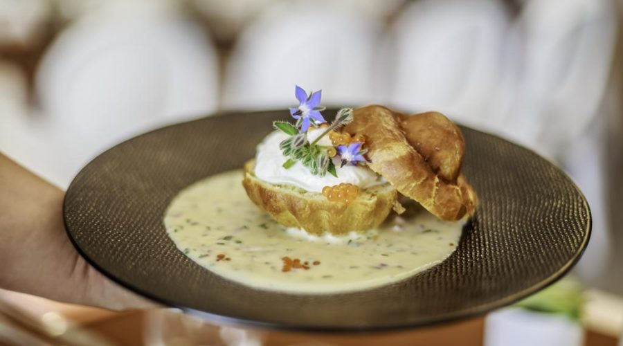 Les Tournesols, un restaurant qu'on adore chez Com'Art