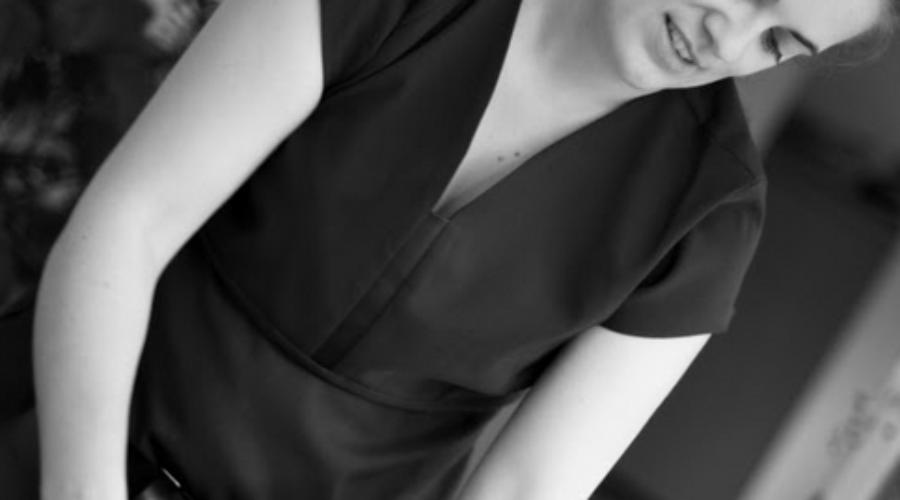 Alexandrine, experte en massage Suédois