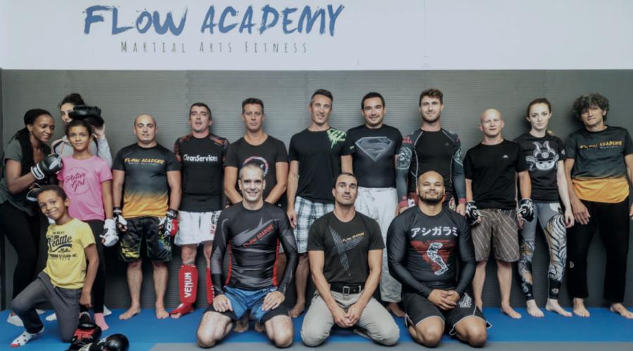 Flow Academy, des passionnés de sports de combat à Vongy