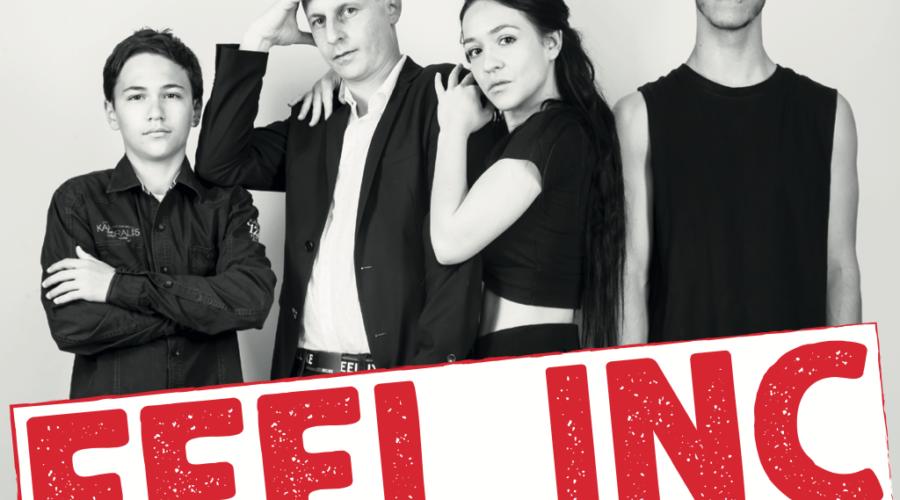 Feel Inc, l'école de musique du Chablais.