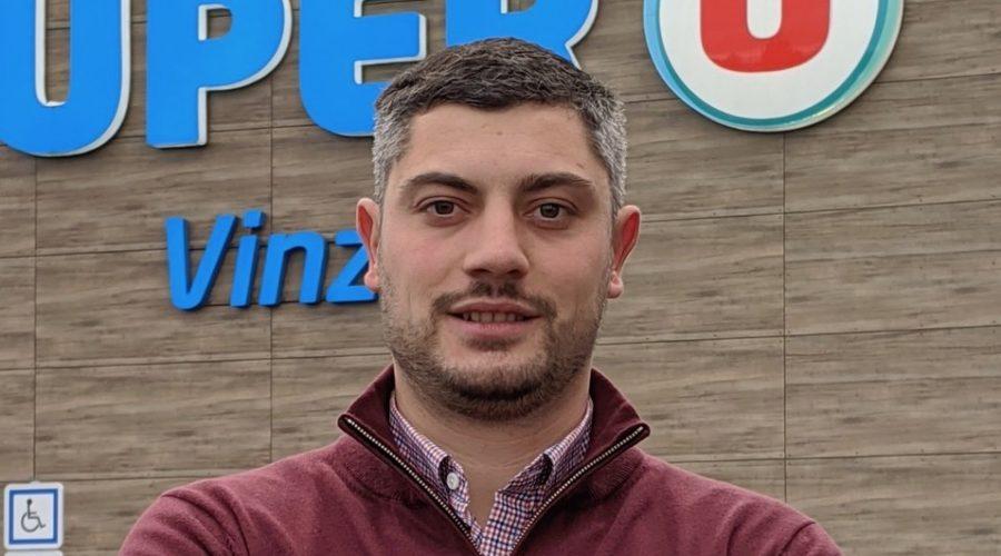 Rencontre avec Stéphane Colas jeune directeur du Super U Vinzier depuis 7 ans