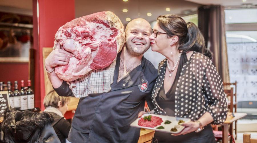 La Table du Louchébem – un restaurant 100 % viande !